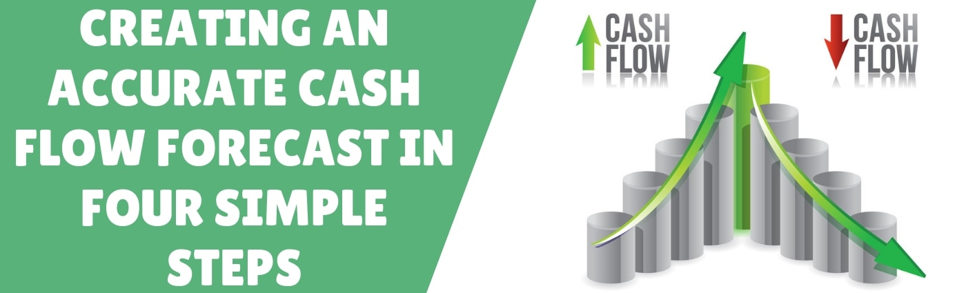 Creating an Accurate Cash Flow Forecast in Four Simple Steps  Creating an Accurate Cash Flow Forecast in Four Simple Steps